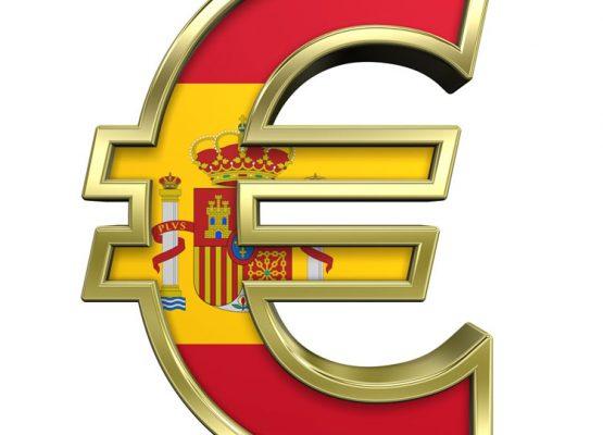 Spanish Euro Sign