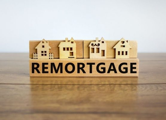 Remortgage sign